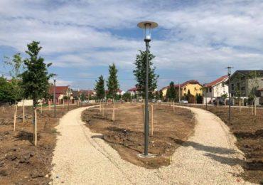 Un nou hectar de coridor verde, spatii de joaca si relaxare va fi gata in Oradea. Vezi unde se afla aceasta zona