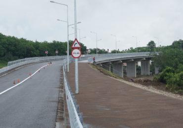 Legatura drumului expres cu DN 19 a fost finalizata. de duminica putem circula dinspre Calea Bihorului spre str Suisului