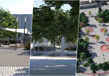 S-a semnat contractul de finanțare pentru amenajarea celor trei piațete de cartier: Magnolia, Cazaban și Nufărului