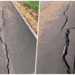 Primaria Oradea: Reparatiile la trotuarul executat incorect, de pe Drumul Expres, vot fi suportate de constructor