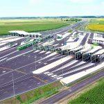 Maine se inaugureaza noul punct de frontiera cu Ungaria, in dreptul conexiunii autostrazilor A3-M4