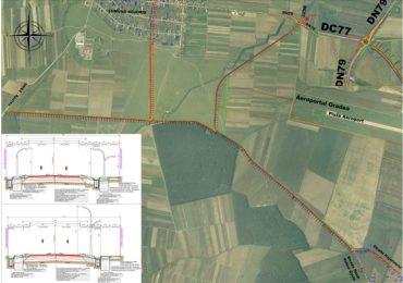 Un nou drum de legatura intre Oradea si Nojorid