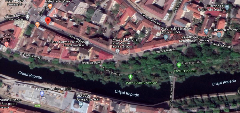 Fundatia Comunitara Oradea va intretine o parte din spatiul verde din Parcul Libertatii, in baza unui acord cu Primaria Oradea