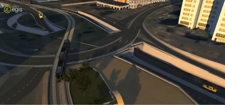 Sase pasaje subterane vor rezolva problema traficului rutier din zona Cantemir – Cetate – Piata Gojdu. (Vezi cum va arata – VIDEO)