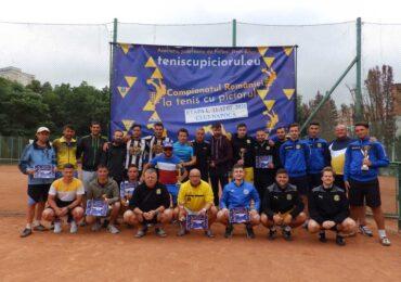 A reinceput campionatul de tenis cu piciorul
