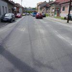 Strada Louis Pasteur a fost asfaltata si amenajata