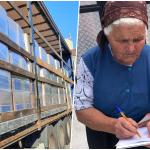 Peste 30.000 de pachete cu hrana si de igiena au inceput sa ajunga la bihorenii defavorizati