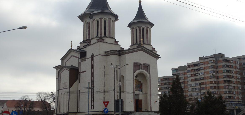 Patriarhul Daniel vine la Oradea la sfintirea Catedralei Ortodoxe din Centrul Civic. Circulatia va fi restrictionata in zona