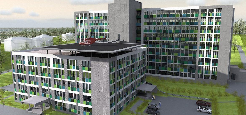Primăria Oradea va construi din fonduri europene un nou spital, destinat secției de infecțioase și secției de pneumologie