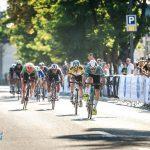 Germanul Lucas Carstensen, de la echipa Bike Aid, câștigă cea de-a doua etapă din Turul României