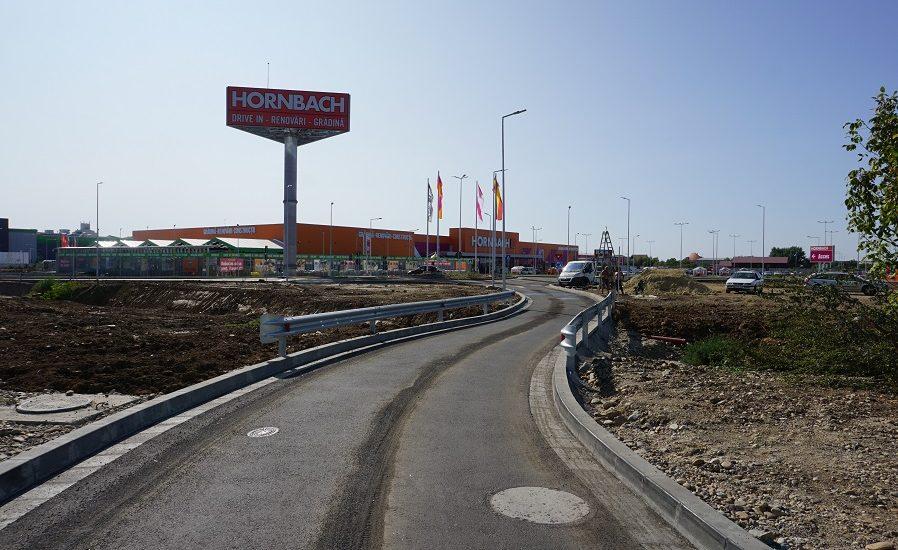 S-a deschis circulației drumul colector Calea Sântandrei – Calea Aradului