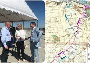 Bolojan: Intre Oradea si Arad vom avea un drum expres de 100 de km si 4 benzi de circulatie