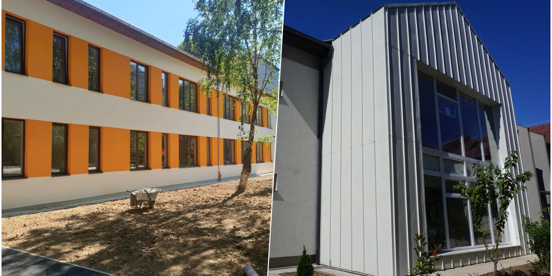 S-au finalizat lucrarile de extindere la doua gradinite si doua crese din Oradea