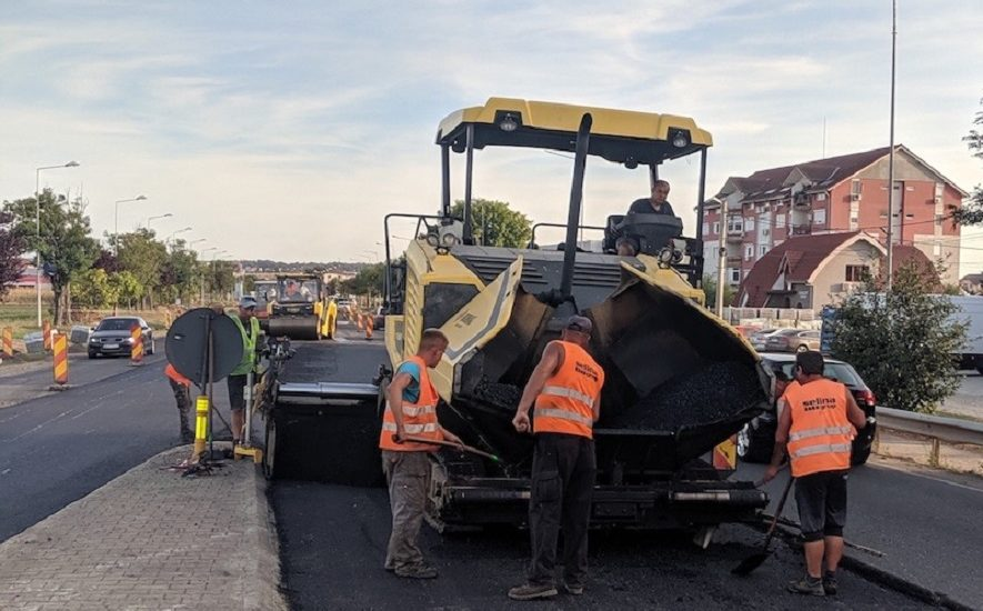 Atentie la DN 76! Traficul va fi deviat pe un sector important de drum, pentru finalizarea unor lucrari, incepand de azi