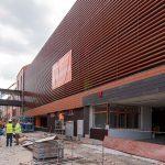 Parcarea supraterana de pe strada Brasovului va fi inaugurata de ziua orasului