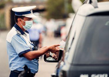 Politist bihorean tarat de o masina a carui sofer, din Ungaria, a incercat sa fuga de politistii ce efectuau un filtru in zona autostrazii de langa Biharia