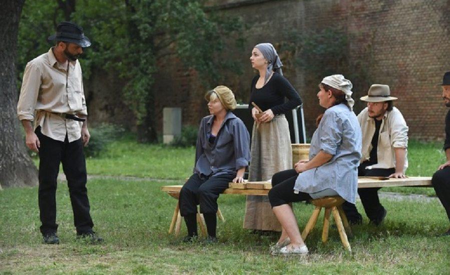 Morometii, piesa de teatru pentru elevii din judetul Bihor