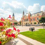 12 octombrie, Ziua Orasului Oradea.