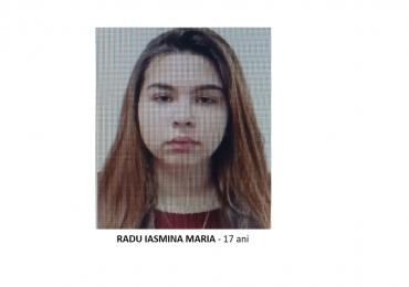 Minora de 17 ani, aflata in vizita cu parintii in Oradea, este data disparuta de familia acesteia