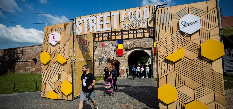 Street FOOD Festival Oradea 2020, în Cetatea Oradea, între 9-11 octombrie