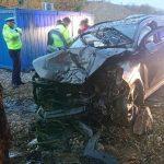 Accident fatal, pe DN 76, pentru un barbat de 44 de ani din Hidiselul de Jos
