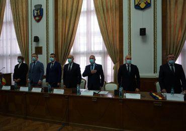Primarul ales Florin Birta a depus jurământul