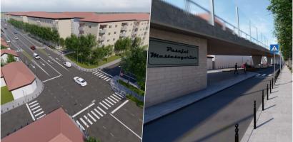 Oradea continua dezvoltarea! Primarul Birta anunta realizarea unui pasaj suprateran pe strada Mestesugarilor