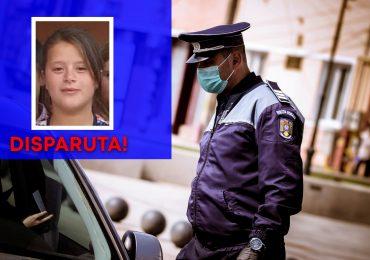Minora de 13 ani din judetul Bihor, data disparuta dupa ce a iesit dintr-un centru scolar de educatie incluziva din Oradea si nu se mai stie nimic de ea