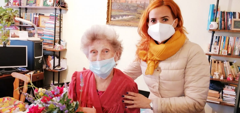 Direcţia de Asistenţă Socială Oradea îi sărbătorește pe seniorii comunității noastre cu ocazia Zilei Internaţionale a Persoanelor Vârstnice