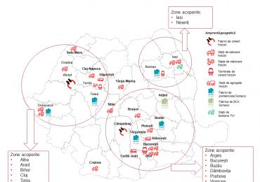 Holcim Romania sprijina spitalele care lupta impotriva Covid-19.  Bihorul si alte 11 judete beneficiari ai unei donatii de 950.000 de euro