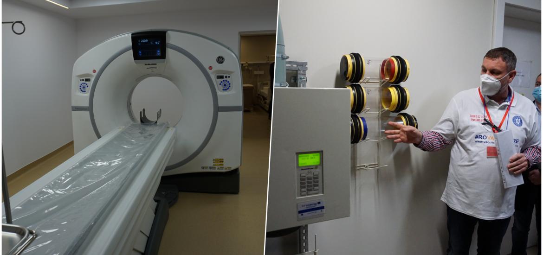 Spitalul Municipal din Oradea a achizitionat, cu fonduri europene, apartura medicala la cele mai inalte standarde