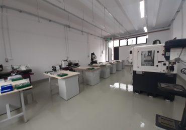 Au fost finalizate lucrările de reabilitare la atelierul Colegiului Tehnic Traian Vuia din Oradea