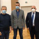 Traian Adrian Dușe a fost numit manager interimar la Spitalul Clinic Județean de Urgență Oradea