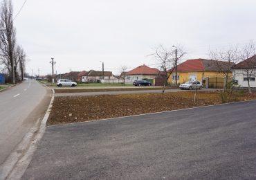 Primaria Oradea a finalizat modernizarea strazii Coriolan Hora