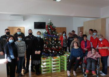 Primaria Oradea si Politia Locala sprijina Asociatiile SOS Autism si Down
