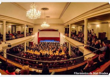 Filarmonica de Stat Oradea va invita la concerte in 23 septembrie