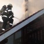 Incendii cauzate de cosurile de fum neizolate, in acest weekend, in judetul Bihor