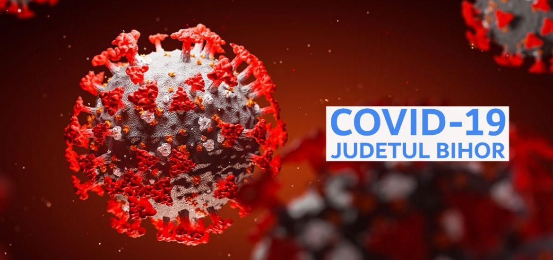 Alte 38 de persoane au fost confirmate cu coronavirus, iar 12 au murit. Incidenta a ajuns la 1,76 in judetul Bihor. Cand incepe vaccinarea in Bihor