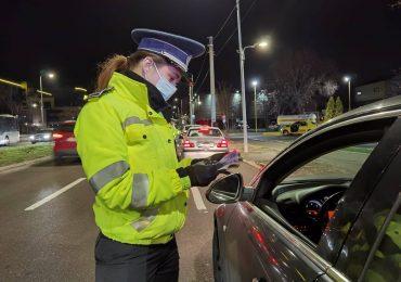 720 de sancțiuni contravenționale aplicate în cadrul unei ample acțiuni, desfășurată în zona municipiului Oradea.