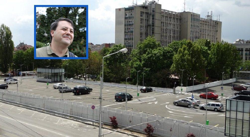 Incepand de azi, Laurentiu Chiana este noul manager interimar la spitalul Municipal din Oradea