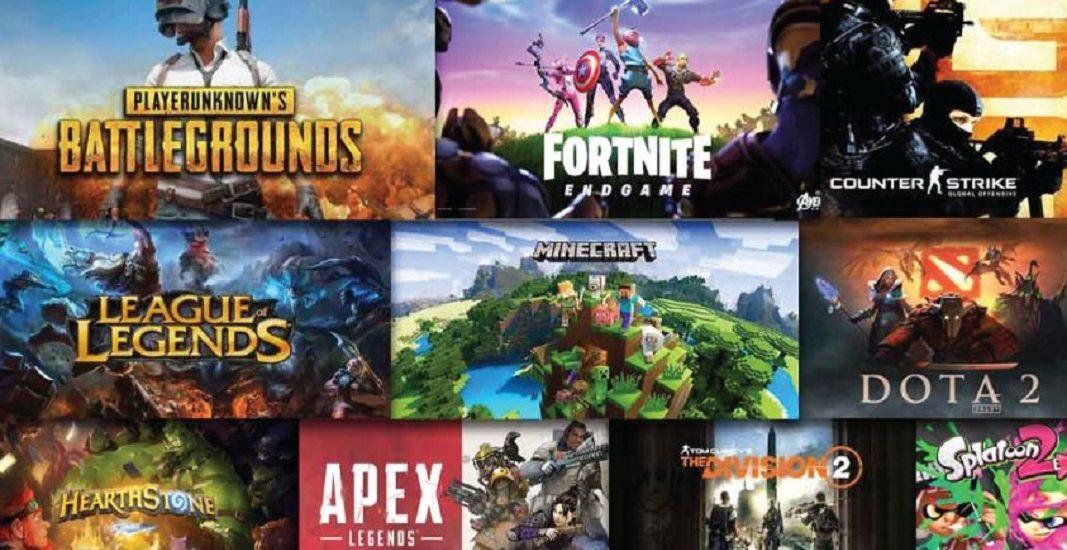 Cele mai populare jocuri online ale anului 2021
