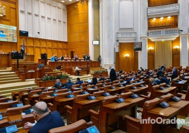 Parlamentarii au votat astazi (cu exceptia UDMR) eliminarea pensiilor speciale ale deputatilor si senatorilor.