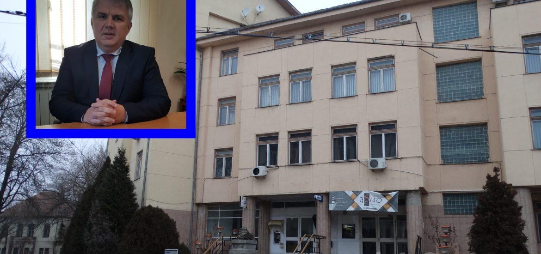 Radu-Cătălin Țarcă a castigat concursul pentru functia de director al Consiliului pentru Studiile Universitare de Doctorat de la Universitatea Oradea