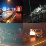 Accident mortal langa Valea lui Mihai, dupa o coliziune frontala intre doua masini
