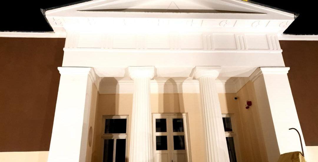 O noua cladire unica in Oradea! Lucrarile la Muzeul Francmasoneriei au fost finalizate (FOTO)