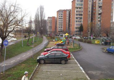 Pe malul Crisului, in zona strazii Sovata, va fi amenajata o pista de alergare din tartan