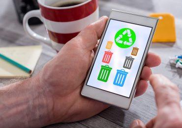 CJ Bihor vrea sa implementeze o aplicatie pentru telefon pentru managementul deșeurilor din județ