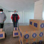 1085 de pachete alimentare si de igiena au fost distribuite persoanelor defavorizate, in judetul Bihor, prin POAD