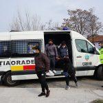 Politia Locala Oradea a cules de pe strada cersetorii si persoanele fara adapost, intr-o actiune integrata in zilele de 4-5 martie