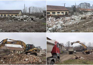 Au inceput pregatirile pentru constructia unui spital modern in Oradea